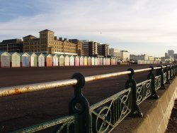 Hove seafront